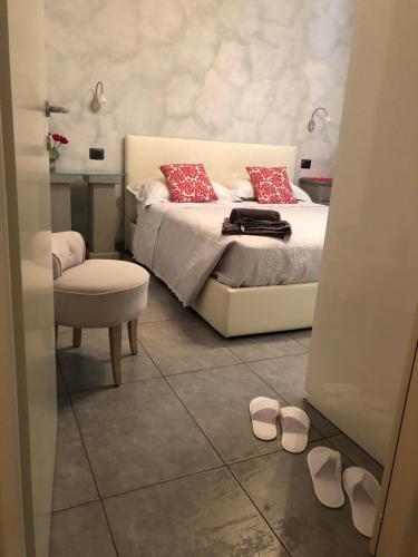 . Appartamento Red & Grey