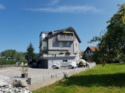 Studio direkt am Bodensee, Ferienwohnung in Thal bei St. Gallen