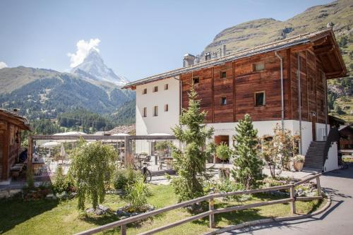 Sonnmatten Boutique Hotel & Apartments Zermatt
