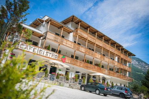 Hotel Residence Martell Mountains - Accommodation - Martello