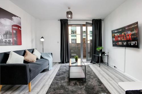 Atlantis Luxury Apartment- City Centre Birmingham