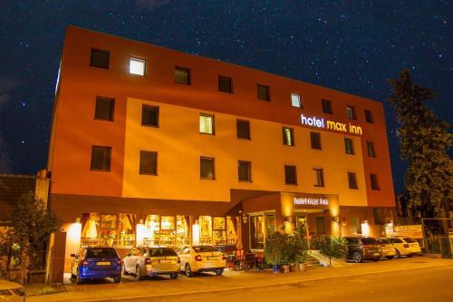 Hotel-overnachting met je hond in Hotel Max Inn - Bratislava