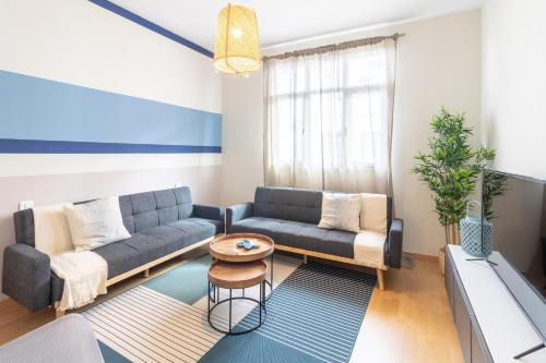 . 480A01 - Agaete Blue a Cosy apartment in the historic center