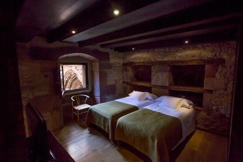 Zweibettzimmer - Einzelnutzung Hotel El Convento de Mave 11