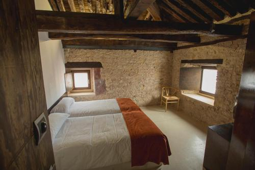 Zweibettzimmer - Einzelnutzung Hotel El Convento de Mave 8