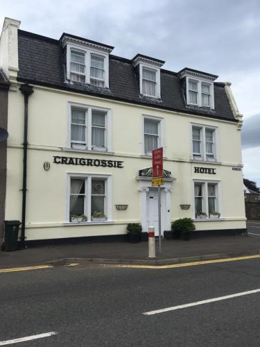 Craigrossie Hotel B&B