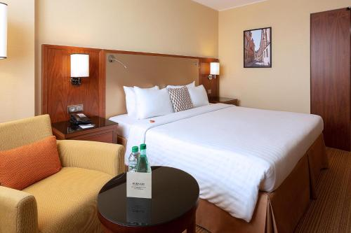 Courtyard by Marriott Toulouse Airport - Hôtel - Toulouse