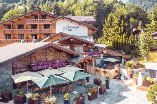 Les Gentianettes Hotel & Spa - La Chapelle-d'Abondance