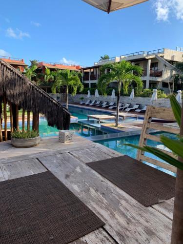 . Apartamentos Pipa Beleza Spa