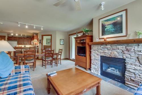 Powderhorn Lodge 223: Pennyroyal Suite - Hotel - Solitude