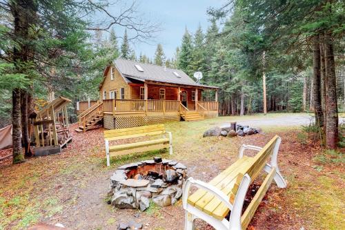 Abbot Village, Maine
