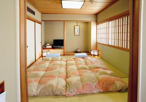 Triple Room with Tatami Area