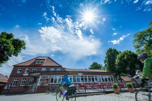 . Hotel Hafen Hitzacker - Elbe