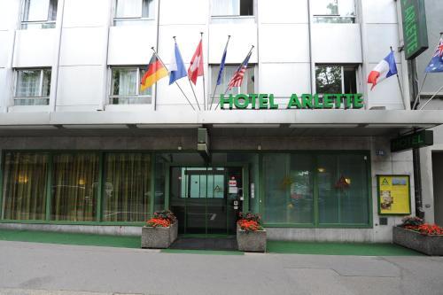 Arlette Beim Hauptbahnhof, Pension in Zürich