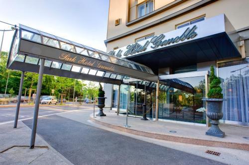 Park Hôtel Grenoble - MGallery - Hotel - Grenoble