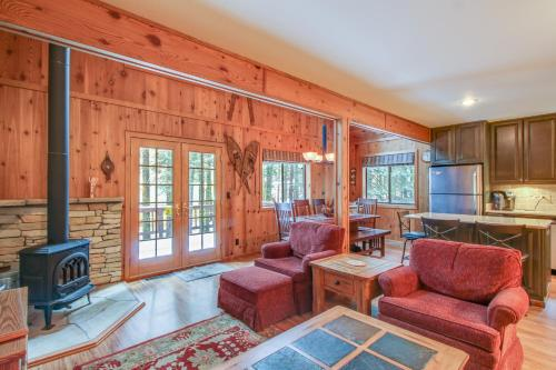 Accommodation in Tahoe Pines