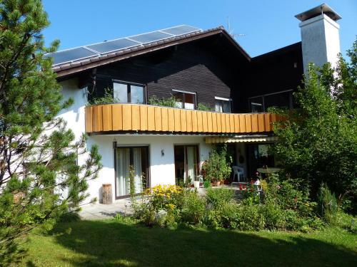 Ferienwohnung Allgäuer Bergwelt - Apartment - Immenstadt