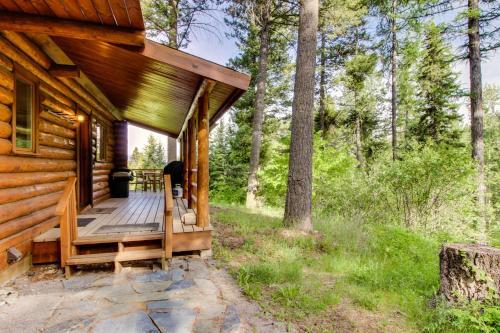 Blacktail Cabin