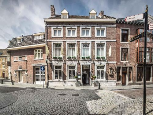 Au Quartier, Pension in Maastricht