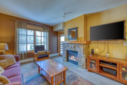1 Bed 1 Bath Apartment in Copper Mountain - Hotel