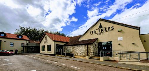 Fir Trees Hotel, Strabane