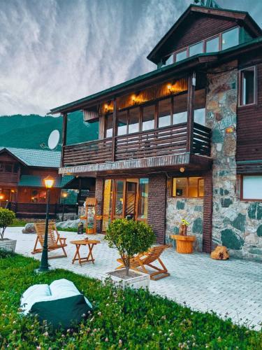 Hotel Banguriani - Mestia