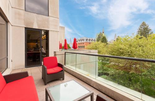 The Statler Hotel at Cornell University - Ithaca