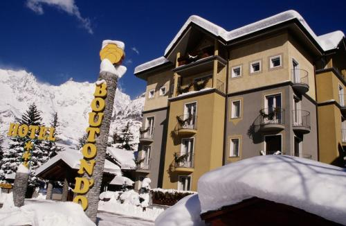 Hotel Bouton D'Or   Courmayeur
