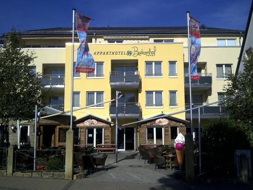 Apparthotel Birkenhof - Accommodation - Willingen-Upland