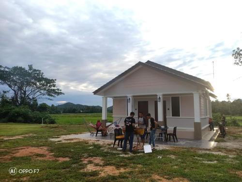 KAMAR TAMU BUKIT KOTA, Baling