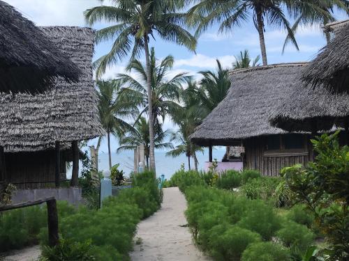 . Mafia Beach Bungalows Budget Accommodation