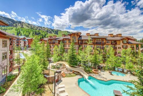 Eagle Springs East 402: Buffaloberry Suite - Hotel - Solitude
