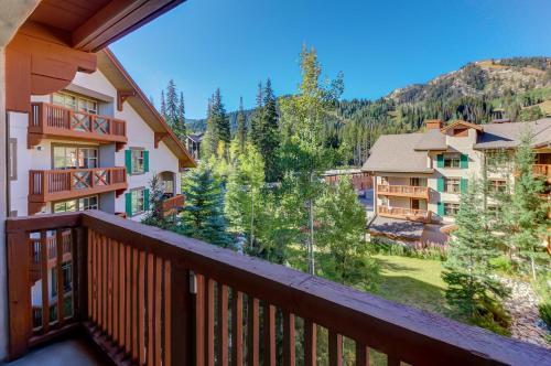 Powderhorn Lodge 408: Rustic Mountain Suite - Hotel - Solitude