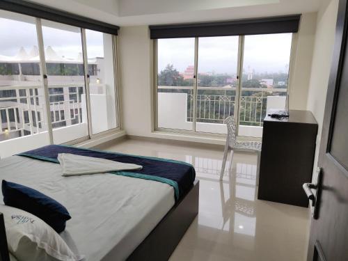 . Stayzone-Statue-Trivandrum service Apartments