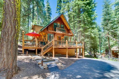 Tahoe Pines Cabin - Homewood