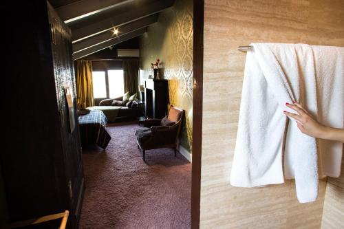 Suite Hotel Cardamomo Siguenza 36