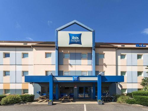 Hotel Ibis Budget Vichy - Hôtel - Bellerive-sur-Allier
