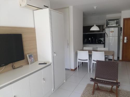 . Apartamento 2/qts, em resort, barra de são Miguel