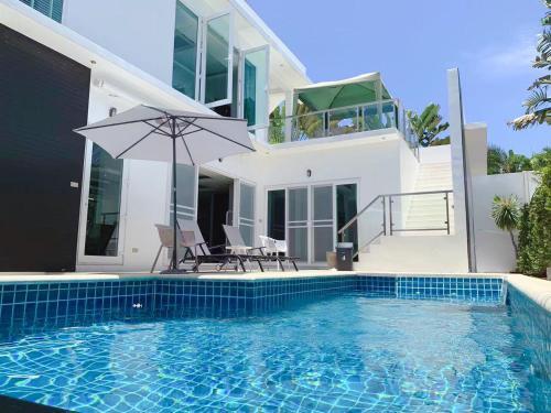 芭提雅豪华别墅Plam Oasis Villa Pattaya 芭提雅豪华别墅Plam Oasis Villa Pattaya
