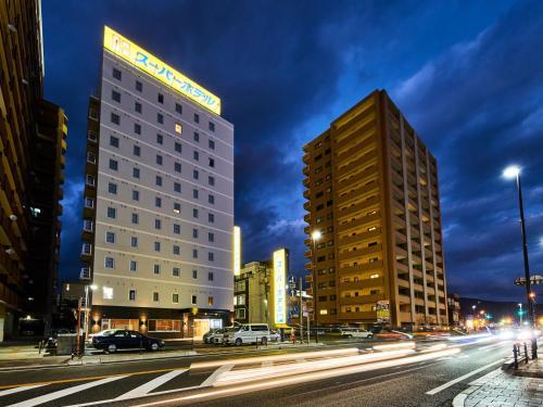 Super Hotel Mihara Ekimae - Mihara
