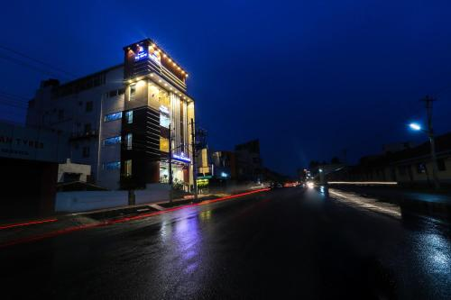 . Hotel Blue Pearl Chikmagalur