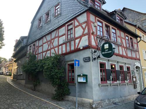 . Gasthaus Zur Weintraube