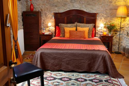 Double Room with Terrace El Racó de Madremanya - Adults only 7