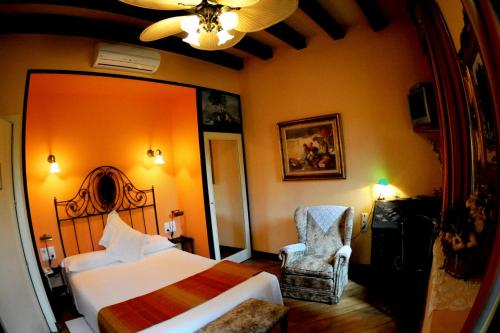 Superior Double Room - single occupancy Hotel Torre Marti 15