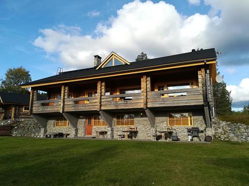 Castle of Luosto - Hotel