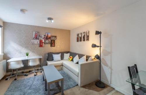 . 3 bedroom apartment newcastle city centre