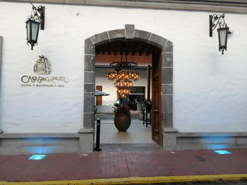 Casa San Miguel Hotel Boutique Y Spa