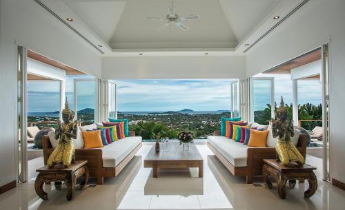 Dusit - Panoramic Sea View 4 Bedrooms Dusit - Panoramic Sea View 4 Bedrooms