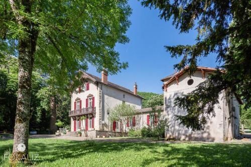 Domaine La Rose - Accommodation - Caylus