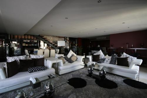 Penthouse with Full marina View duplex apartment